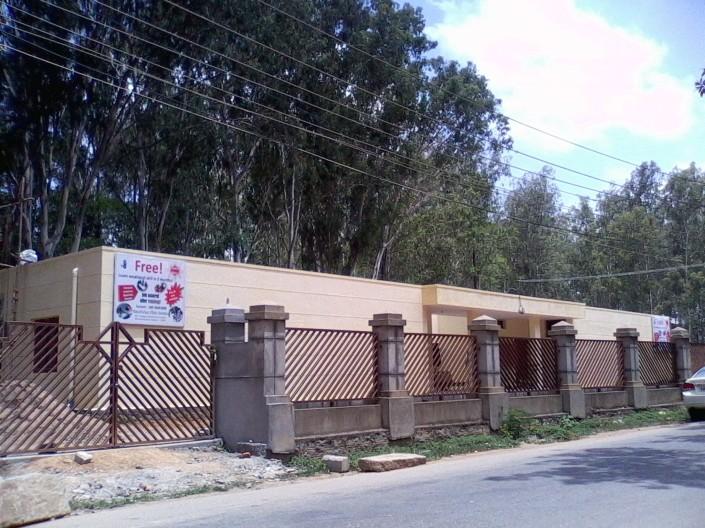 KViK's new training centre