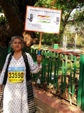 Raji Natarajan, the ardent supporter of KViK!