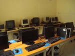 Computers donated by Infosys and Rotary club