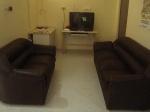 Sofa set donated by Mr. & Mrs. Pulikonda
