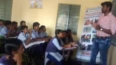 Ningaraj explaining training methods
